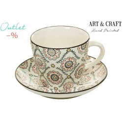 TAZA / PLATO ART & CRAFT