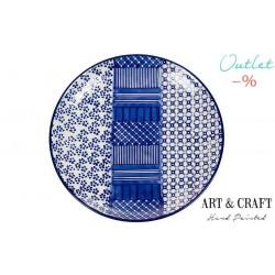 PLATO ART & CRAFT AZUL 26
