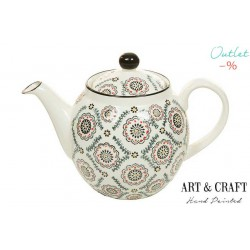 TETERA ART & CRAFT NARANJA