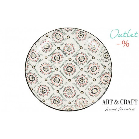 PLATO ART & CRAFT NARANJA 20