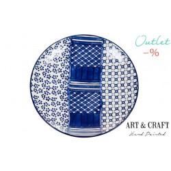 PLATO ART & CRAFT AZUL 20