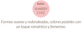 Shabby Chic Connature